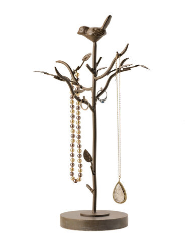 Bird Jewelry Tree