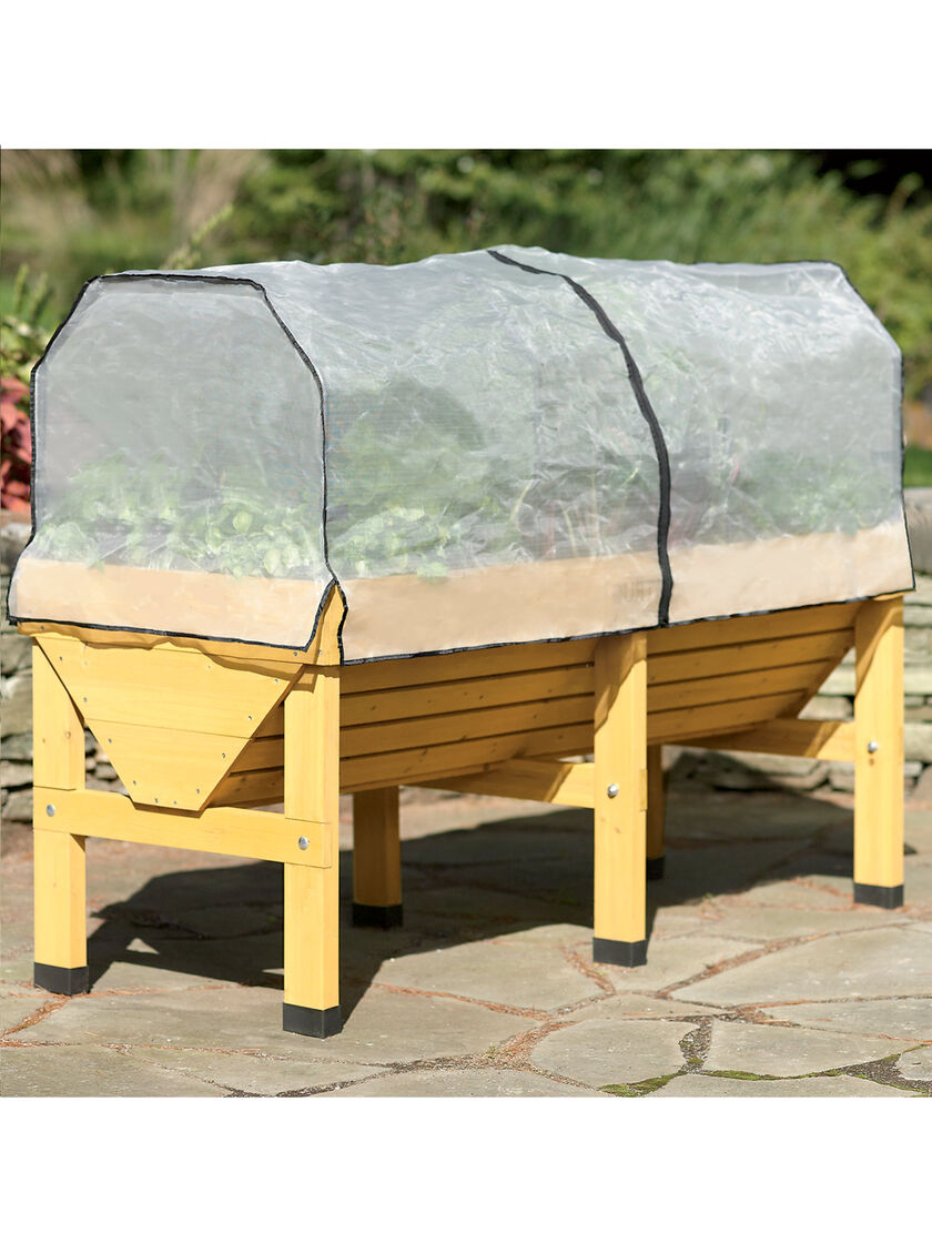 VegTrug Patio Garden Covers Frost Shade Insect Covers
