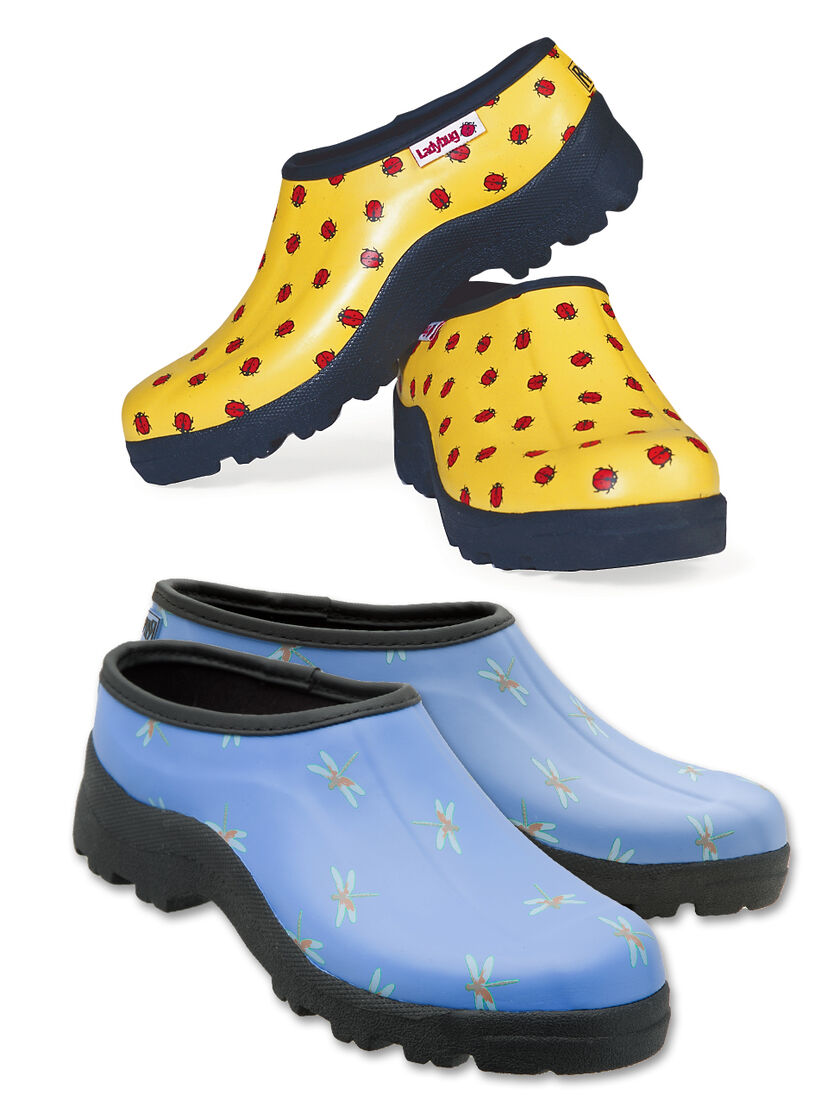 Ladybug Shoes Buy From Gardener S Supply