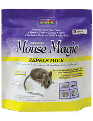 Indoor Mouse Magic Repellent, Set of 12
