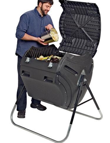 Deluxe Compost Tumbler