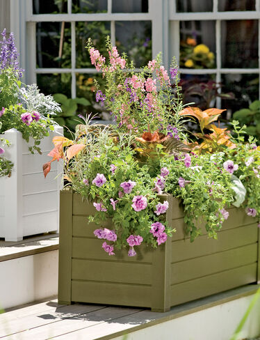 Terrazza Trough Planter