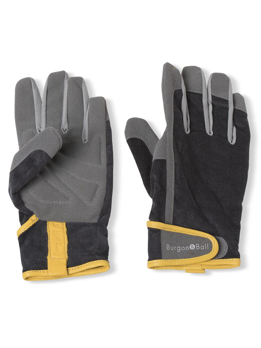 Garden Gloves Mens Dig the Glove Garden Glove with Padded Palm