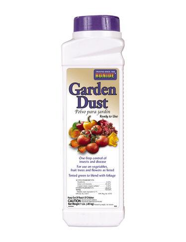 Garden Dust, 1 Lb.