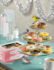 Songbird Tweets® Donuts, Set of 6