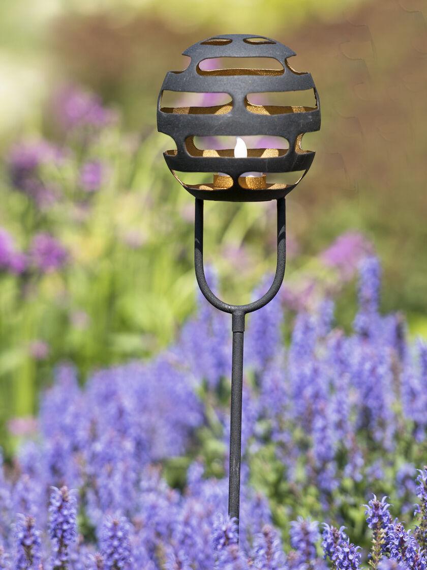 Tea Light Stakes Tealight Stakes For The Garden