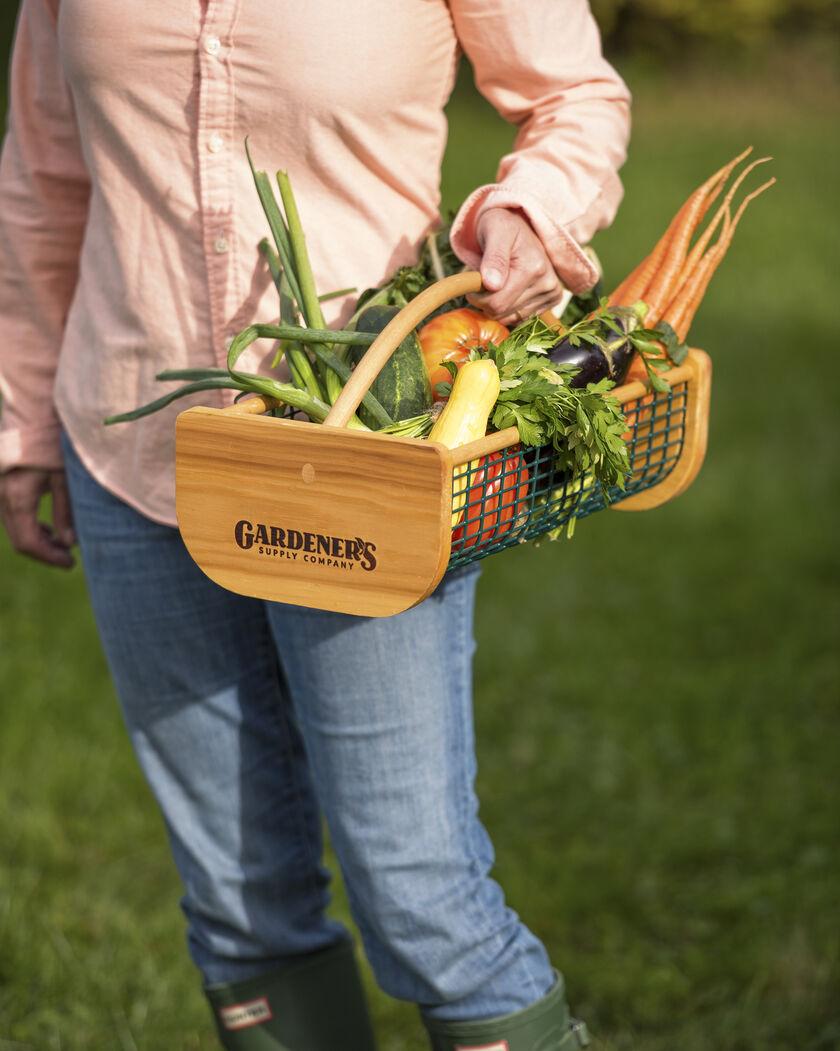 Garden Hods Garden Harvest Baskets Gardener 39 S Supply