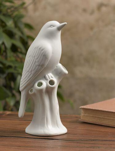 Bird Flower Vase