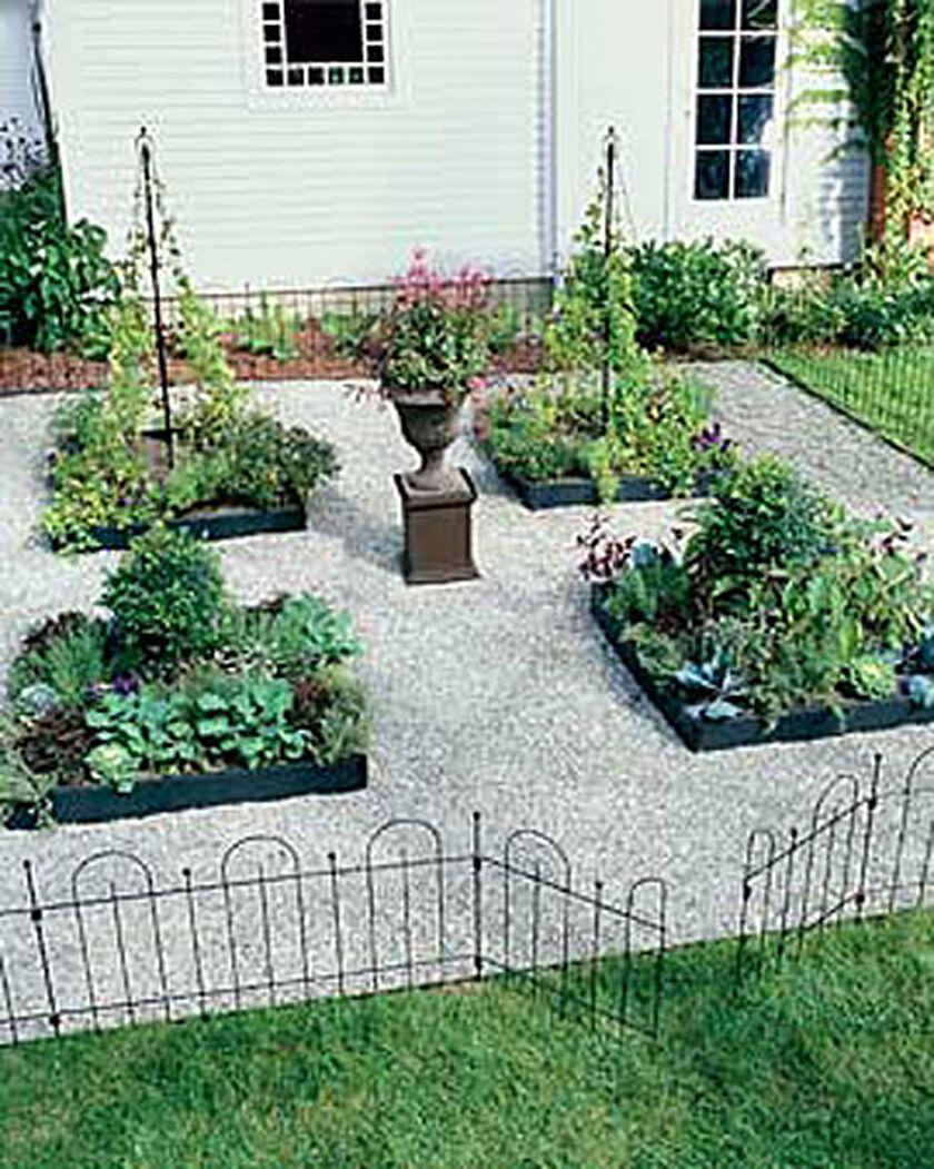 Kitchen Garden Kit Williamsburg Kitchen Garden Kit