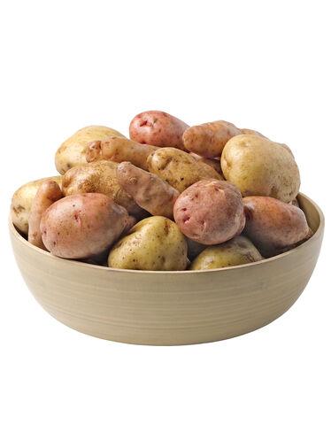 Flowering Potatoes