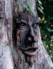 Friendly Ent Tree Face