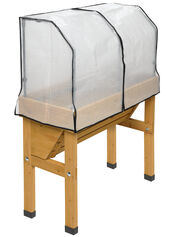 "18"" x 40"" Wallhugger VegTrug™ with Covers"