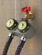 Dual Manual Water Timer