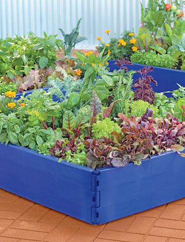Periwinkle Grow Bed Raised Beds Buy From Gardener 39 S Supply