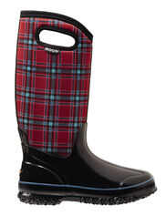 Women's Winter Plaid Tall Boots by Bogs&#174