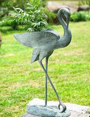 Crane Planter