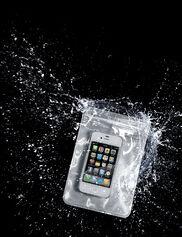 Aqua Pouch Phone Speaker