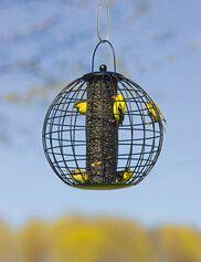Globe Cage Feeder