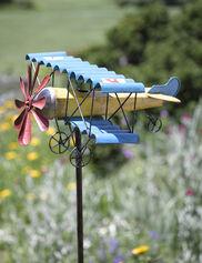Bi-Plane Spinner Stake