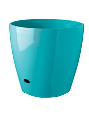 Viva Self-Watering Rolling Planter, Round Large