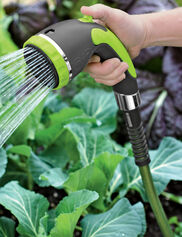 2-in-1 Butterfly Nozzle & Sprinkler