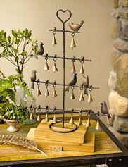 Bird Bell Stand