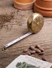 Antiqued Brass Measuring Tape