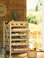 Orchard Rack, 6 Drawer