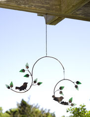 Nesting Bird Mobile