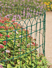 Border Fence, 33' L