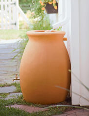 Rainwater Urn, 50 Gallon