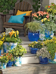 PatioArt Planter Slipcovers