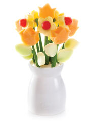 Flower Power Fruit Decoration Kit