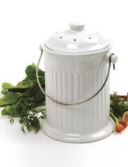 Ceramic Compost Crock