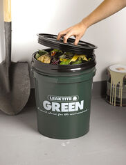 Big Green Compost Bucket
