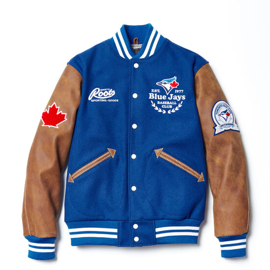 Roots - Blue Jays 40th Anniversary Jacket