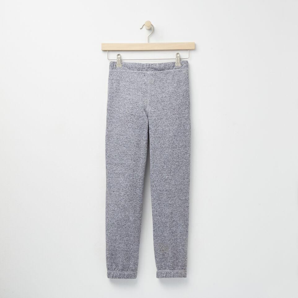 Roots-undefined-Enfant Pantalon Coton Ouaté Original-undefined-B