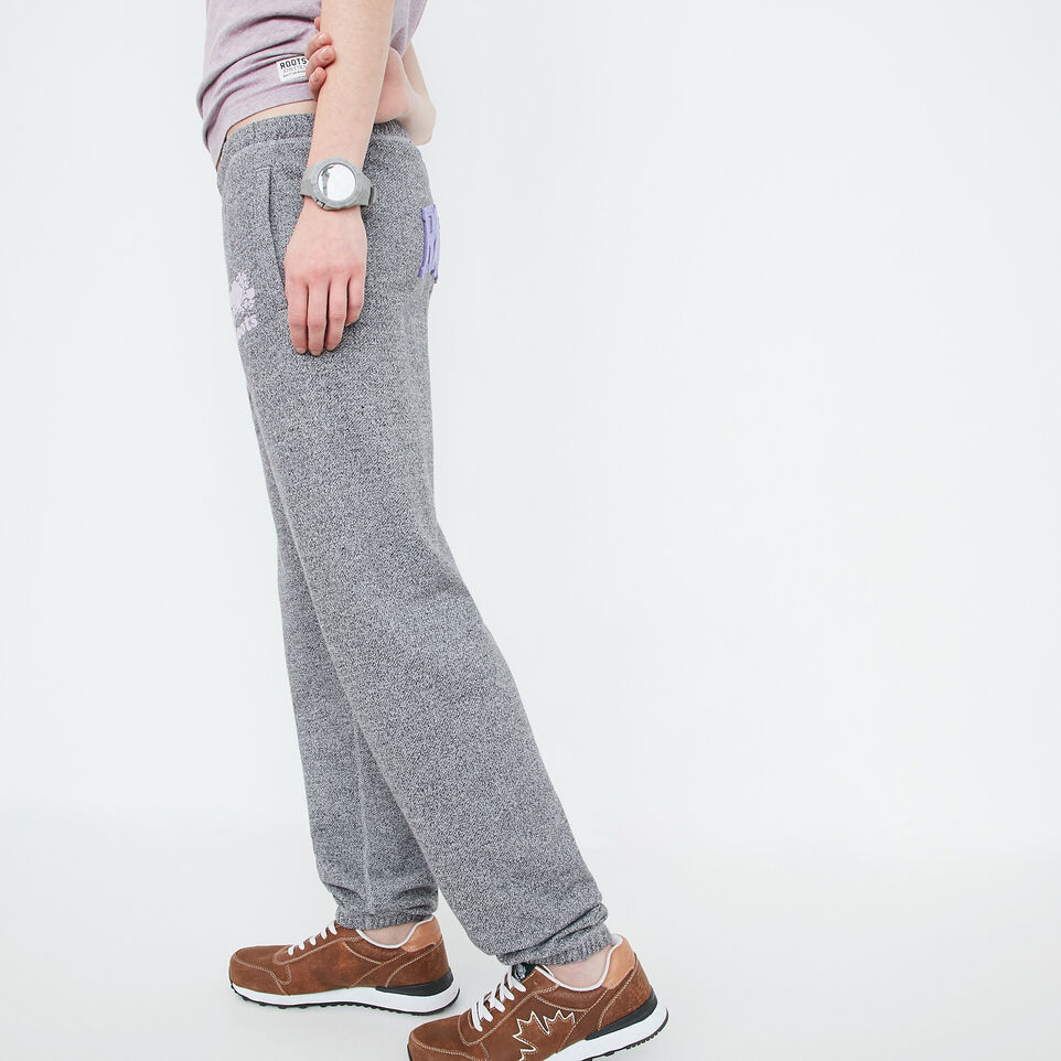 Roots-undefined-Pantalon Coton Ouaté Roots-undefined-D