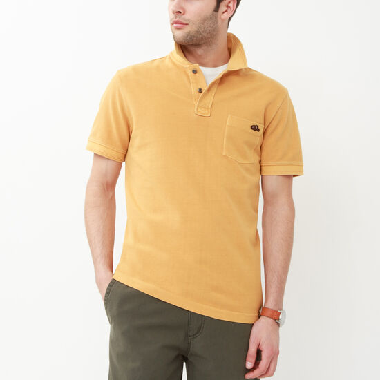 Roots - Explorer Washed Polo