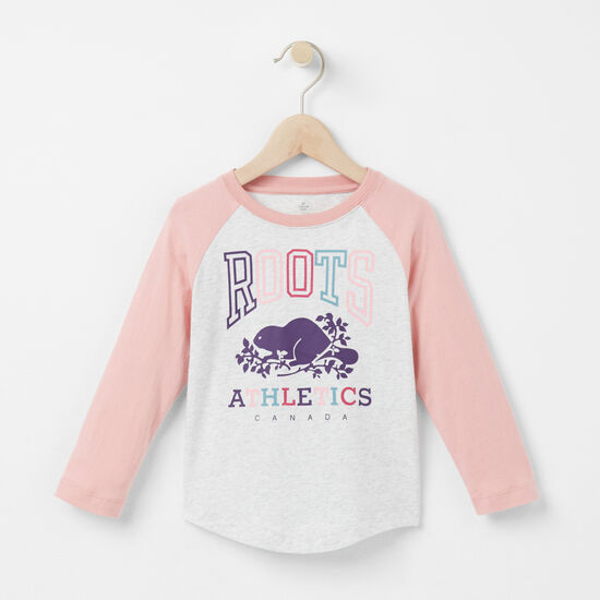 Roots - Toddler Sofie Raglan Top