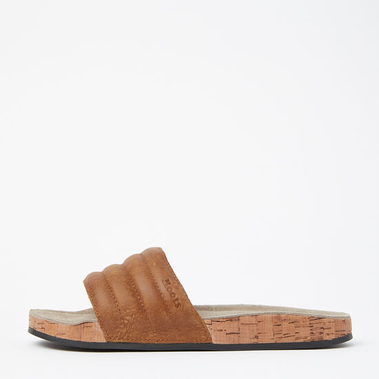 Roots-Shoes Men's Shoes-Mens Roots Slide Tribe-Africa-A