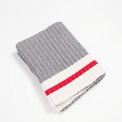 Tweed Cabin Throw 50 X 60