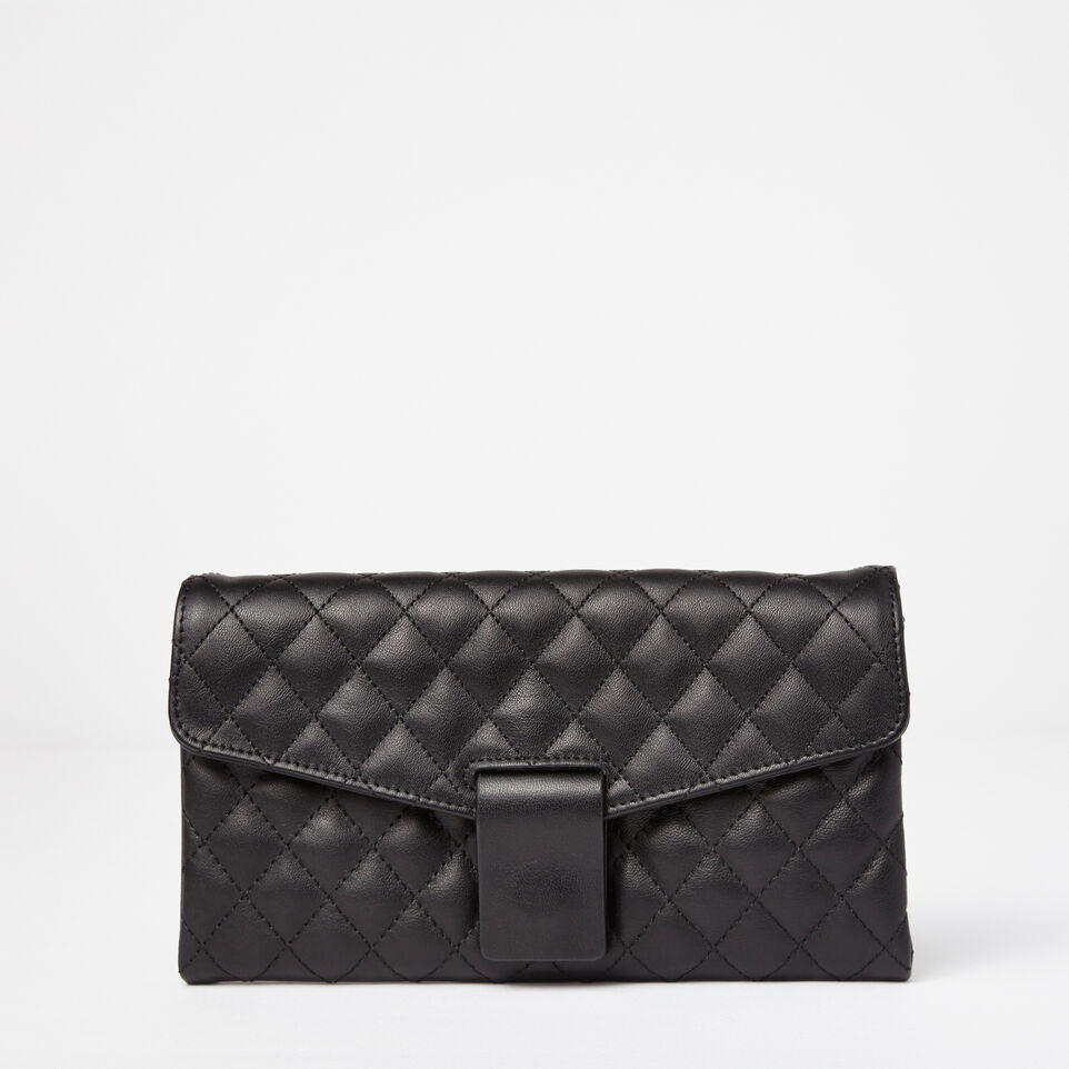 Chloe Clutch Quilted