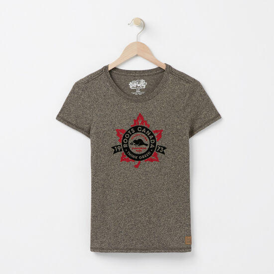 Roots - Heritage Leaf T-shirt