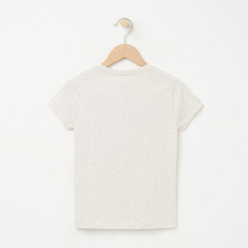 Roots-undefined-Filles T-shirt Érable Ella-undefined-B