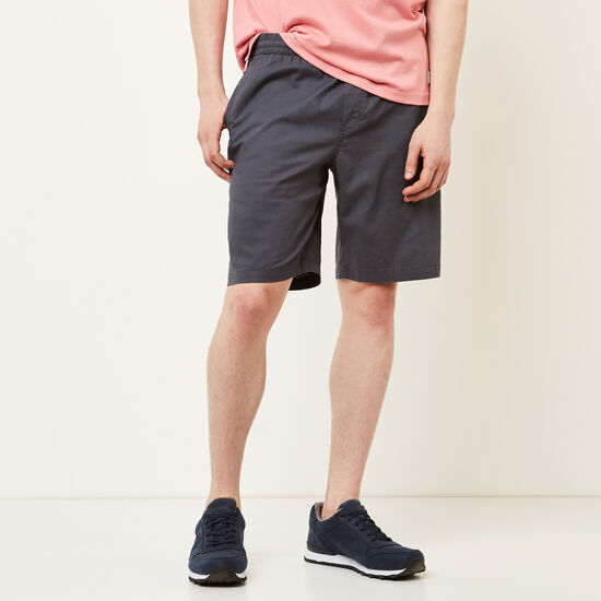 Roots-Men Bottoms-Campbell Hemp Shorts-Ombre Blue-A
