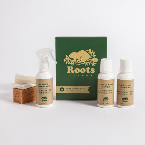 Roots-Leather Classic Leather Care-Winter Leather Kit-Nocolor-A