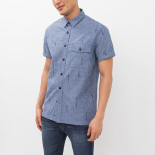 Roots - Chemise Chambray Huron