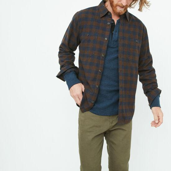 Roots - Braeburn Flannel Shirt