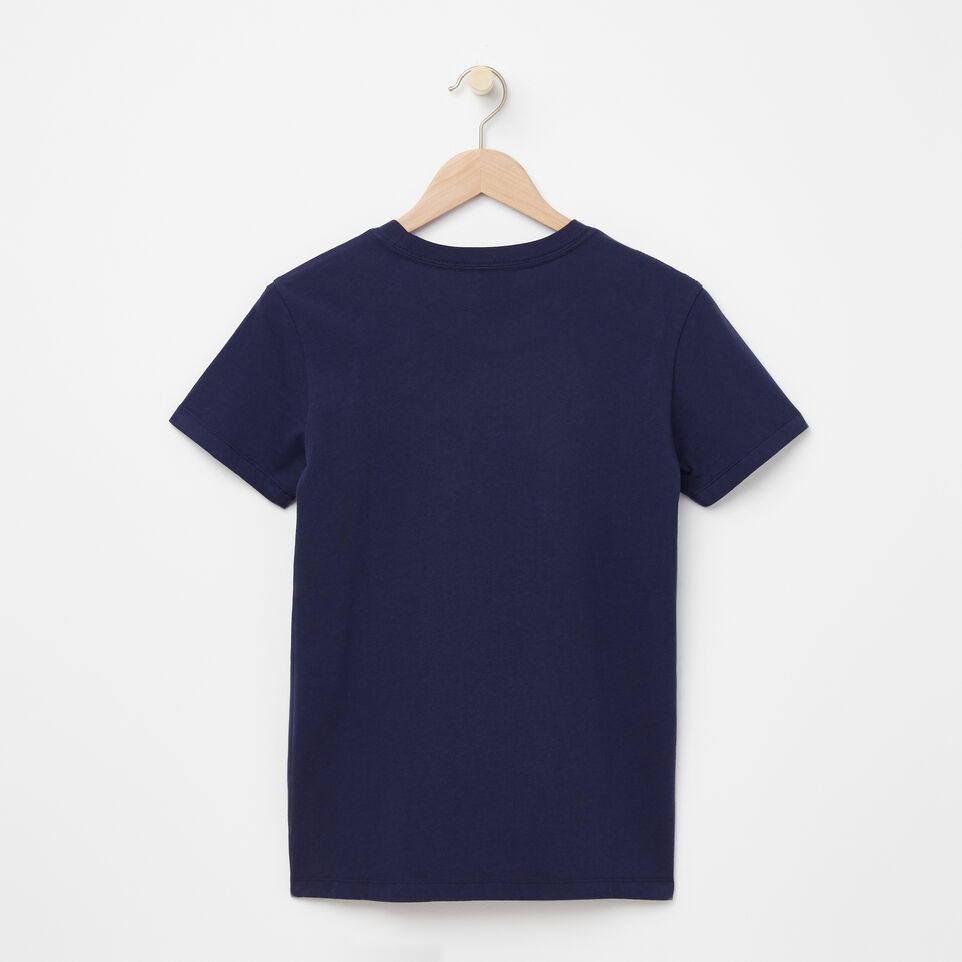 Roots-undefined-Classic Cooper T-shirt-undefined-B